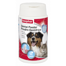 Beaphar dental poeder 75 gram