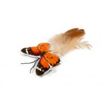 Kattenspeelgoed vlinder fligo
