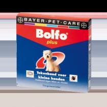 Bolfo tekenband kleine hond