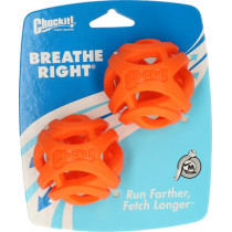 Chuckit breathe right fetch ball small 2 stuks