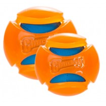 Chuckit hydro squeeze bal
