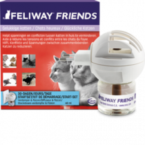 Feliway Friends verdamper startset 48 ml