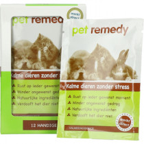 Pet remedy kalmerende doekjes