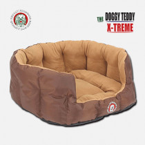 Doggy teddy x-treme mand brown