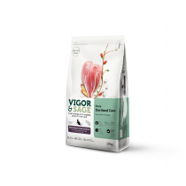 Vigor & Sage kat adult indoor/sterilized poria 10kg