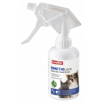Beaphar dimethicare spray voor hond en kat 250 ml