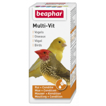 Beaphar multivit vogel 20ml