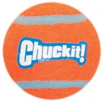 Chuckit tennisbal medium 4 stuks
