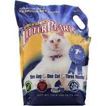 Crystal Clear Litter Pearls Trackless 3.6kg