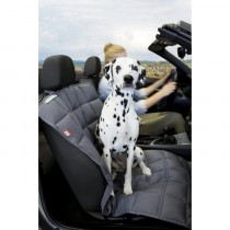 Doctor Bark Front-Seat blanket