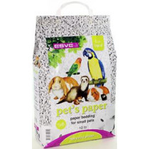 Esve Pet's paper bedding 10 liter