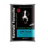 Blik hondenvoeding