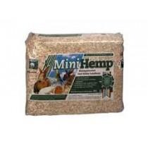 Minihemp hennepstrooisel 48 liter