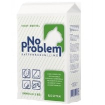 No problem houtkorrel 8.6 ltr