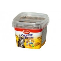 Sanal snack kat cheese bites cup 75 gram