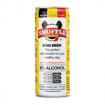 Snuffle dog beer kip 250 ml