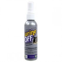 Urine off spray kat 118 ml